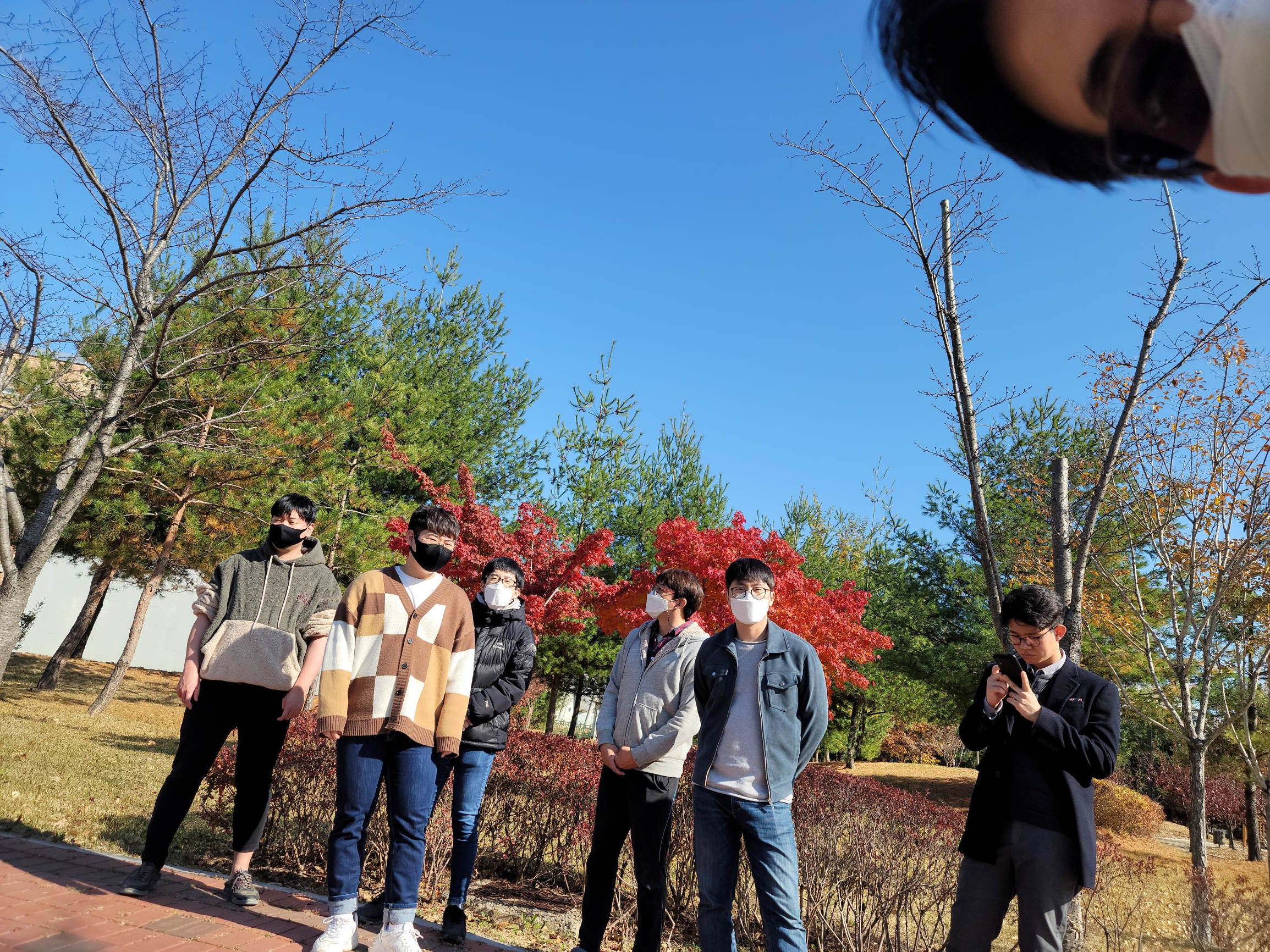November2020 LAB Picnic to enjoy Autumn Colors 이미지