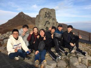 On Mt. Mudeung 이미지